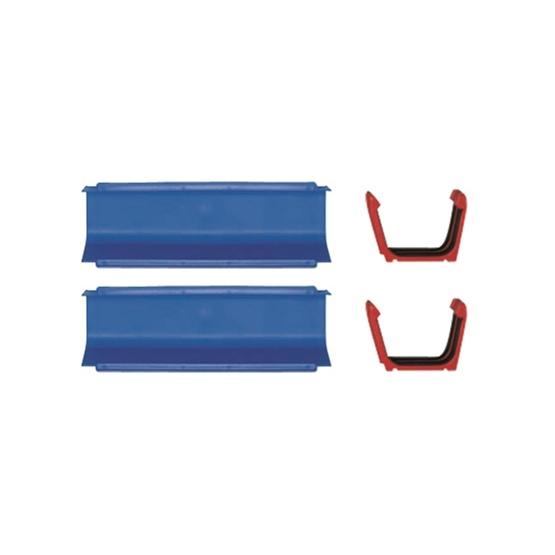 Aquaplay Raka skenor med kopplingar 2 st