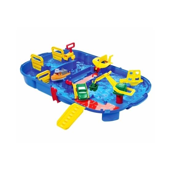 AquaPlay 1616, Aqualand med sluss
