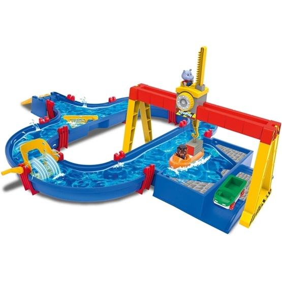 AquaPlay, ConteinerPort