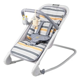 BabaBing, Baby Bouncer Rock out stripes