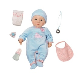 Baby Annabell, Brother Alexander 39 cm