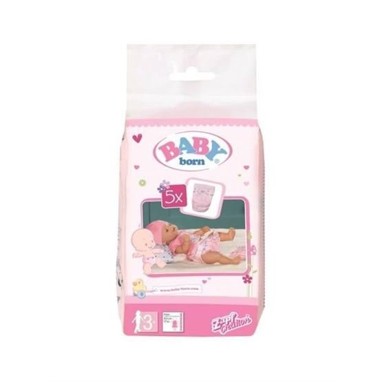 Baby Born, Blöjor 5-pack