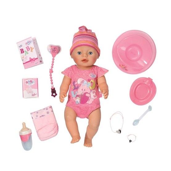 BABY born, Interaktiv Docka, Rosa