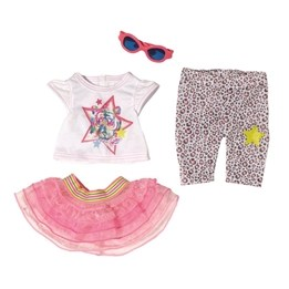 BABY born, Deluxe Glam Dockkläder