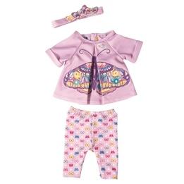 Baby Born, Deluxe Kläder med Fjärilar