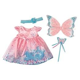 Baby Born, Wonderland Sparkle Klänning med vingar