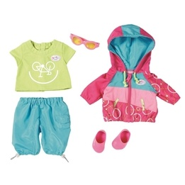 Baby Born, Play&Fun Cykel outfit