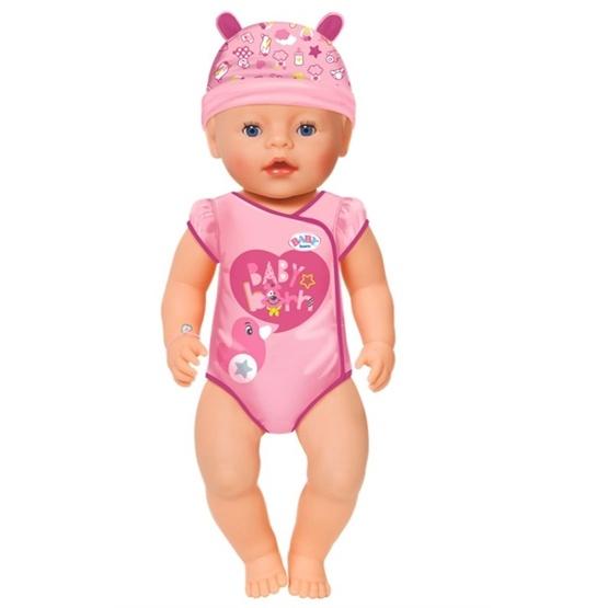 Baby Born, Interaktiv Docka Flicka blå ögon 43 cm
