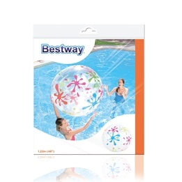 Bestway, Badboll Splash 122 cm