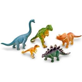 Dinosaurier, jumbo, 5 st