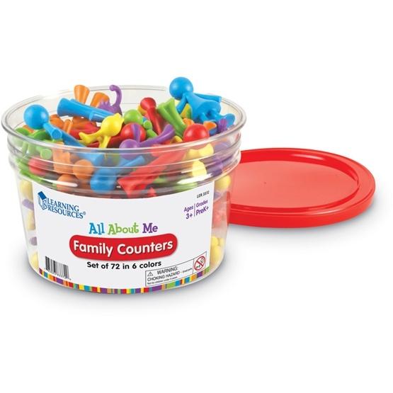 Counters, familj, 72 st