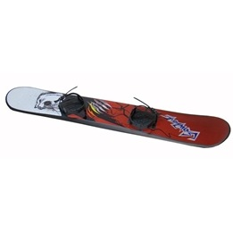 Bex Sport SnowZone Snow Board 130cm, Red Bear