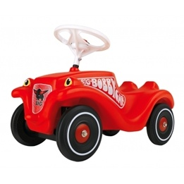 BIG Bobby Car, Classic, röd