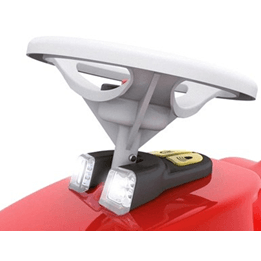 BIG Bobby Car, LED-ljus