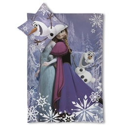 Disney Frozen, Bäddset Junior 150 x 210 cm