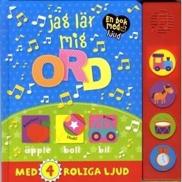 Jag lär mig Ord Ljudbok