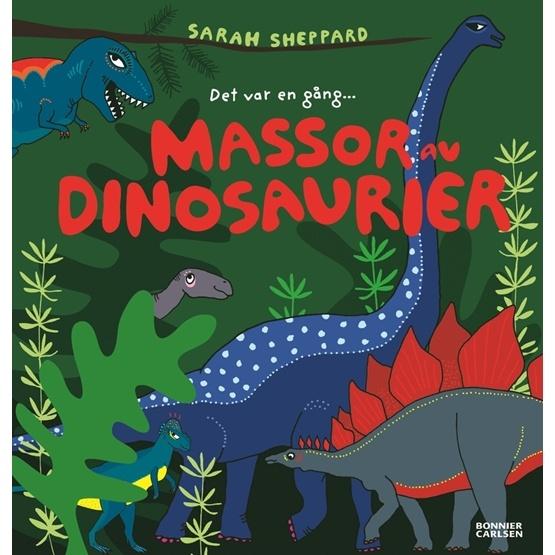 Sarah Sheppard, Massor av dinosaurier