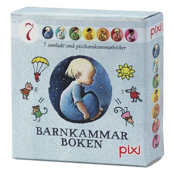 Pixibox - Barnkammarboken 7 st