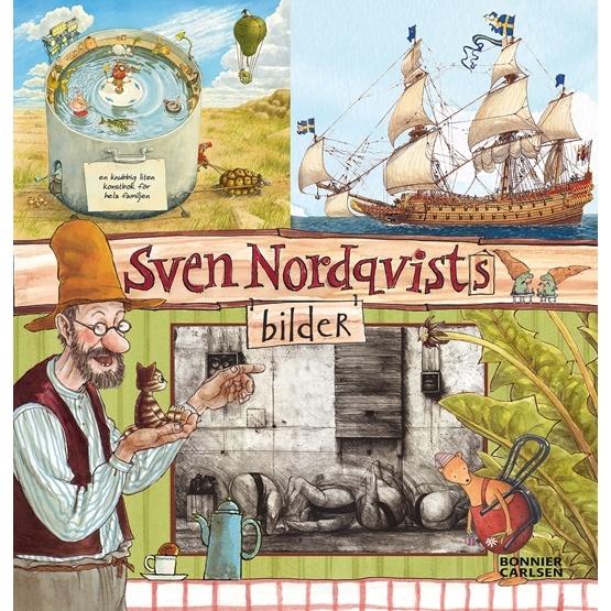 Sven Nordqvist, Sven Nordqvists bilder