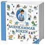 Den Blå Barnkammarboken med CD