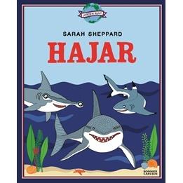 Sarah Sheppard, Jorden runt - Hajar