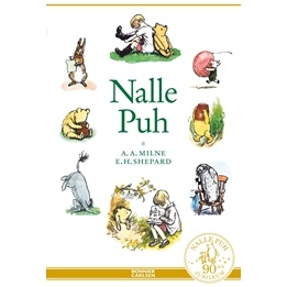 A.A Milne, Nalle Puh