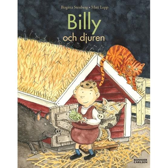 Birgitta Stenberg, Billy & djuren