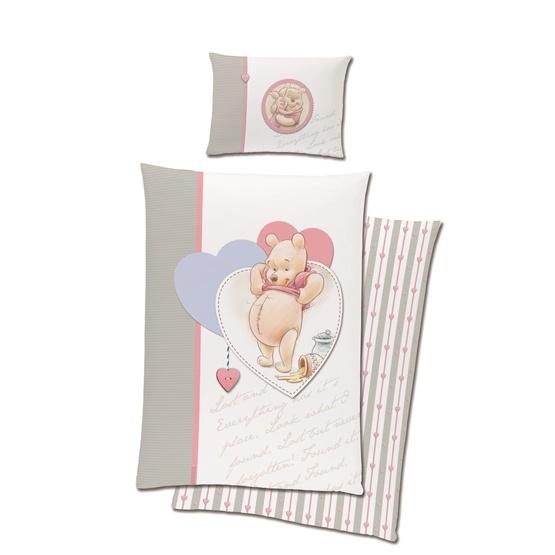 Disney, Nalle Puh Babybäddset 150x210 cm