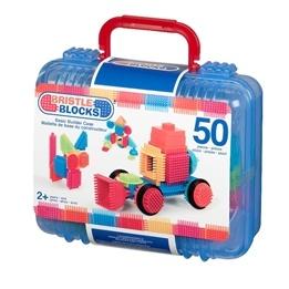 Bristle Blocks, Väska med 50-bitar