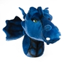 Brigbys - Djurhuvud - Blue Dragon Head