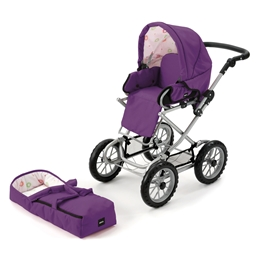 BRIO - Dockvagn Combi lila