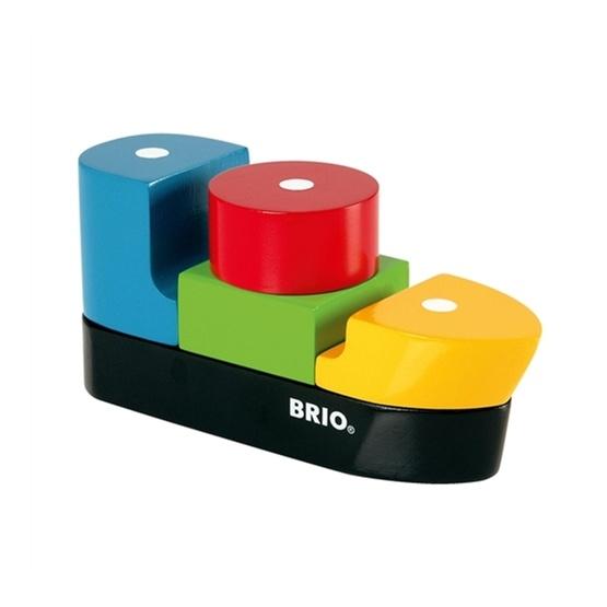 BRIO, 30135 Båt Magnetiska klossar