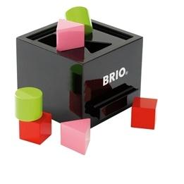 BRIO - 30144 Plocklåda - svart