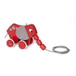 BRIO - 30186 Drag-elefant
