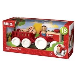 BRIO - My Home Town 30265 Traktorset bondgård