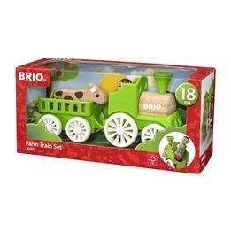 BRIO - My Home Town 30267 Tågset bondgård