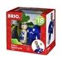 BRIO, My Home Town 30336 Polismotorcykel