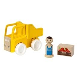 BRIO - My Home Town 30373 Lastbil med lastare