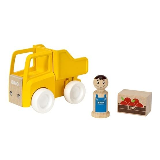 BRIO, My Home Town 30373 Lastbil med lastare