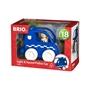 BRIO, My Home Town 30377 Polisbil med ljus- och ljud