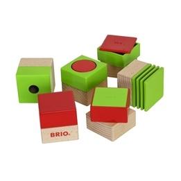 BRIO - 30436 Sensoriska klossar