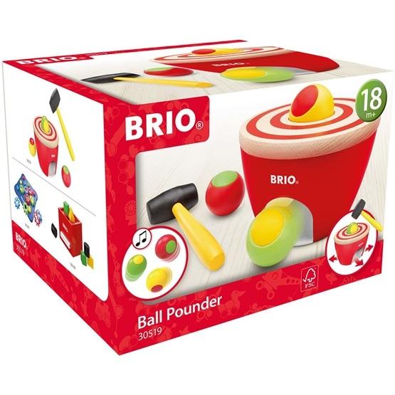 BRIO, 30519 Bollbultbräde