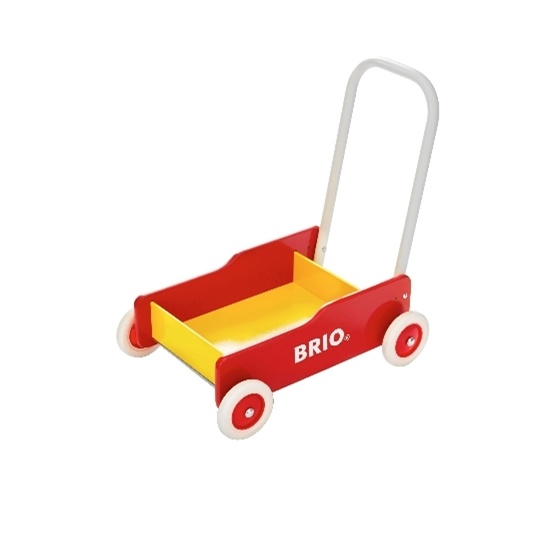 BRIO - 31350 Lära-gå-vagn