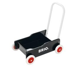 BRIO, 31351 Lära-gå-vagn, svart