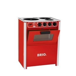 BRIO, 31355 Spis, röd