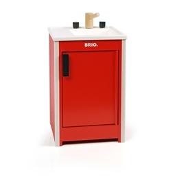BRIO - 31358 Röd diskbänk