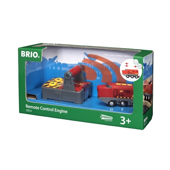 BRIO, Rail & Road 33213 Fjärrstyrt lok