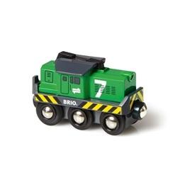 BRIO - Lift & Load 33214 Batteridrivet godslok