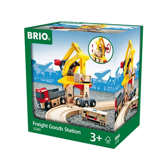 BRIO, Countryside 33280 Godsstation