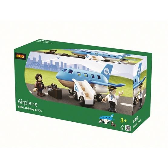BRIO, Travel 33306 Flygplan